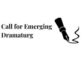 MSG Emerging Dramaturg Submissions