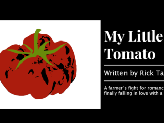 Public Reading: My Little Tomato by Rick Tae